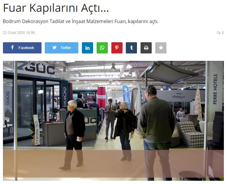 Bekiroğlu Zeytinyağ_Bodrum Kenttv Haber