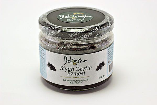Siyah Zeytin Ezmesi 3 025801900 8504 - Mağaza
