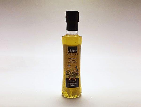 Limonlu Zeytinyagi 250ml - Limon Aromalı Zeytinyağı